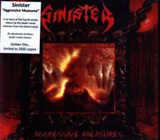 Sinister - Aggressive Measures CD