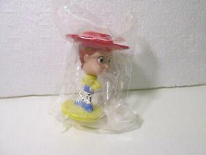 Kellogg's Disney's Pixar Toy Story Jessie Bobble Head Cereal Toy  t5036