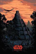 Kilian Eng Star Wars Rogue One Poster Print Mondo Artist Basis of Hope
