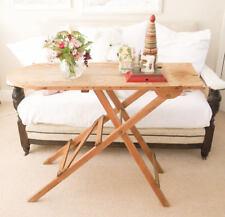 Pin Antique Planche à Repasser rustique Table console en bois massif Planche à Repasser