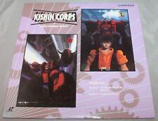 Kishin Corps Active Defense Forces 4 Laserdisc 1995 Pioneer Laser Disc Anime