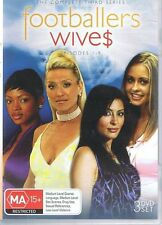 FootBallers Wives the Complete Third Series DVD  C5