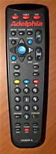 UNIVERSAL ADELPHIA UG3EXP-A TV, CABLE, VCR REMOTE