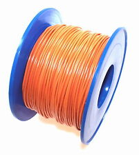 KFZ Kabel Leitung Litze FLRy 1,5mm² 100m orange Fahrzeug Auto Stromkabel FLY