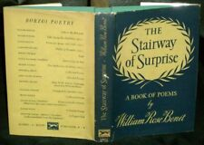 William Rose Benet THE STAIRWAY OF SURPRISE 1947 1st