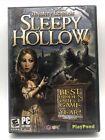 Mystery Legends Sleepy Hollow - Hidden Object Windows Pc Computer Game