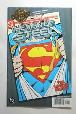 MILLENNIUM EDITION: THE MAN OF STEEL #1 - SUPERMAN - 2000 DC COMICS REPRINT