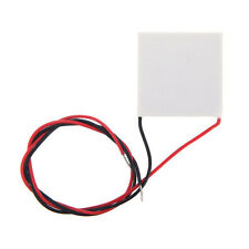 10x(40 * 40mm Thermoelectric Power Generator High Temperature Generation El F2G5