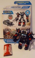 Transformers Prime Beast Hunters Cyberverse Commander Class Trailcutter Complete