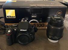 Nikon D5100 18-55 VR Kit!!