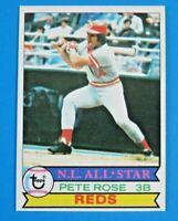 1979 TOPPS PETE ROSE BASEBALL CARD #650 ~ NM