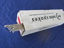 16 Speichen DT Swiss Competition silber 256mm