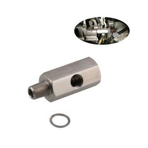 Universal Oil Pressure Gauge Adaptor T piece Turbo For 1/8 Gauges / Senders