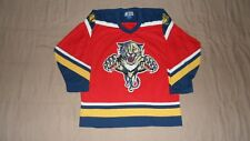 Florida Panthers Red Starter Men's Size Medium NHL Hockey Jersey