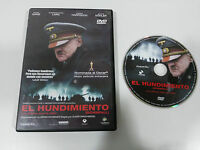 El Hundimiento Downfall DVD Español German Audio Oviler Hirschbiegel