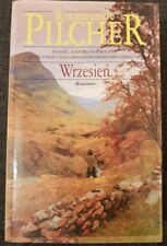 WRZESIEN Rosamunde Pilcher | Paperback 2005 | Polish book | September