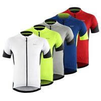 Men Cycling Jersey Team Jerseys Mountain Bike Shirts Bicycle Clothing Quick Dry