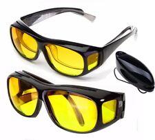 Pola. Blendschutz Brille mit UV-Schutz - Autofahren Anti-Glare Nachtfahrbrille ❤
