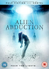 Alien Abduction DVD (2014) Katherine Sigismund ***NEW***