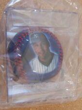 Derek Jeter NY New York Yankees #2 shortstop glossy ball baseball