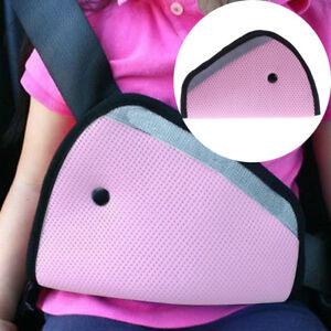 Car Seat Belt Kids Safety Pillow Shoulder Adjustable Sleep Cushion Pad UK Store