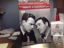 "NIP! ABBOTT & COSTELLO ""3 COLGATE COMEDY HOUR SHOWS-1953"" REMASTERED/ENHANCED TV"