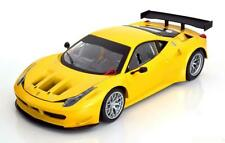 1:18 Hot Wheels Ferrari 458 Italia GT2 Plain Body Version 2011