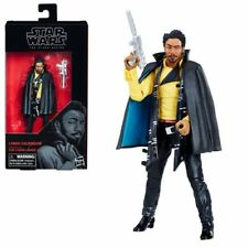 Star Wars Black Series - Wave 16 - Solo A Star Wars Story - Lando 6-Inch Figure