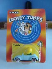 Brand New Vintage Looney Tunes Die Cast Car Characters Tweety Bird ERTL