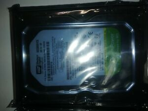 DISQUE DUR 3.5 INTERNE 500Go WESTERN DIGITAL GREEN POWER 3.5