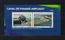 PANAMA CANAL 2018 NEW SOUVENIR SHEET MNH
