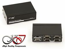 SPLITTER RS232 - 4 ports - Duplicates a signal series to the 4 sorties identical
