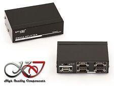 SPLITTER RS232 - 4 ports - Duplique un signal série vers 4 sorties identiques