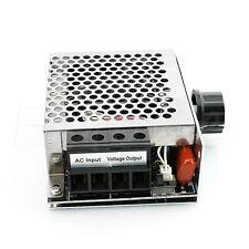 AC110V 220V 75A 10000W SCR Voltage Regulator Speed Controller Dimmer Thermostat