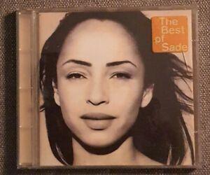 SADE - The Best Of Sade - CD - ALBUM - 1994 - Sony Music