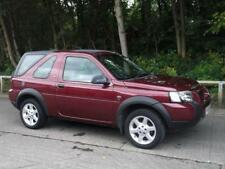 Land Rover Freelander 3 Doors Cars