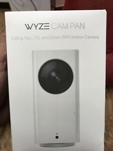 Wyze WYZECP1 Indoor Home Camera with Night Vision and 2-Way Audio
