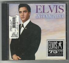 An Evening Prayer by ELVIS Presley - 2009 BMG Christian - CD (NEW- SEALED)