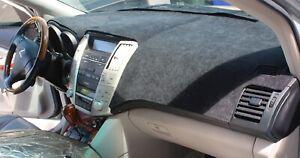 Fits Mazda MPV 1996-1998 Brushed Suede Dash Board Cover Mat Black