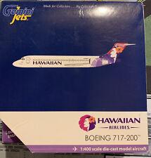 Gemini Jets 1:400 Hawaiian Airlines 717-200 N489HA (Eyebrow Windows)