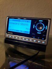 Sirius Sp4 Sportster 4 Satellite Radio Receiver w/ Active Subscription