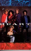 Heart Self Titled S/T 1985 Hard Classic Rock Roll Cassette Tape Pop
