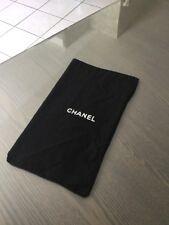 Sac pochette dutsbag CHANEL noir 31X19 cm