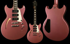 Reverend Manta Ray 390 Mulberry Mist Electric Guitar