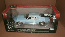 1/18 Scale 1970 Ford Mustang CJ428 Q Code Diecast Model Car - DCP HWY 61 50457