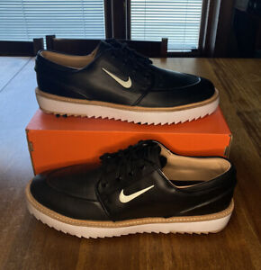 Nike Janoski G Tour Leather Men's Golf Shoes BV8070-001 Tiger Woods Size 12.5