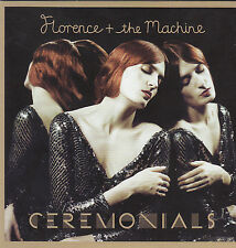 FLORENCE + THE MACHINE - Ceremonials -12 Track CD Album