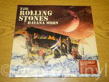 The Rolling Stones Havana Moon 3xLP Vinyl Box Set + DVD Sealed