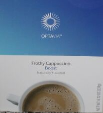 MEDIFAST OPTAVIA FROTHY CAPPUCCINO BOOST ~ 7 MEALS ~ FREE SHIPPING!