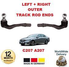 für Mercedes E-Klasse C207 A207 2009> nach links & rechts außen Spur /
